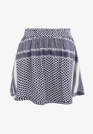 SKIRT - A-line skirt - night