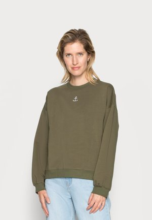 GEOFFREY - Sweater - army