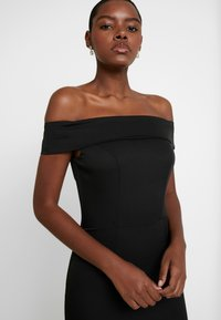 Chi Chi London - CHI CHI SHIRLEY DRESS - Occasion wear - black - 4
