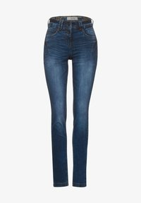 Cecil - AUTHENTIC DENIM - Slim fit jeans - blau - 3