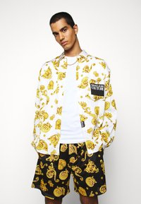 Versace Jeans Couture - PRINT  - Shirt - white - 0