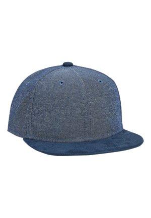 NAVY CHAMBRAY CAP (OLDER) - Cap - blue