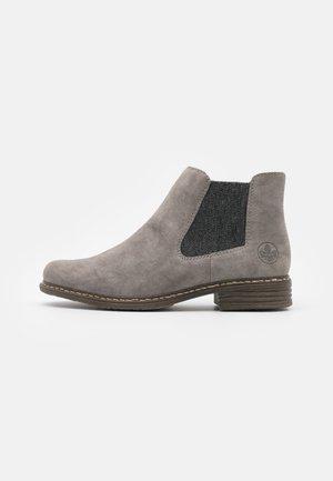 Ankle boot - grau