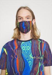 Carlo Colucci - MULTIPACK SET - Print T-shirt - navy - 0