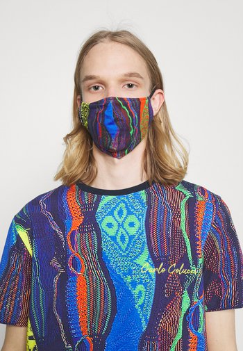 MULTIPACK SET - Print T-shirt - navy