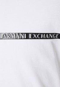 Armani Exchange - Long sleeved top - white - 7