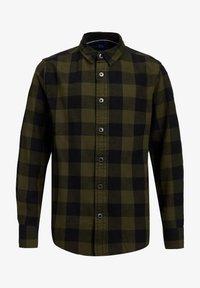 WE Fashion - FLANELLEN - Shirt - green - 0