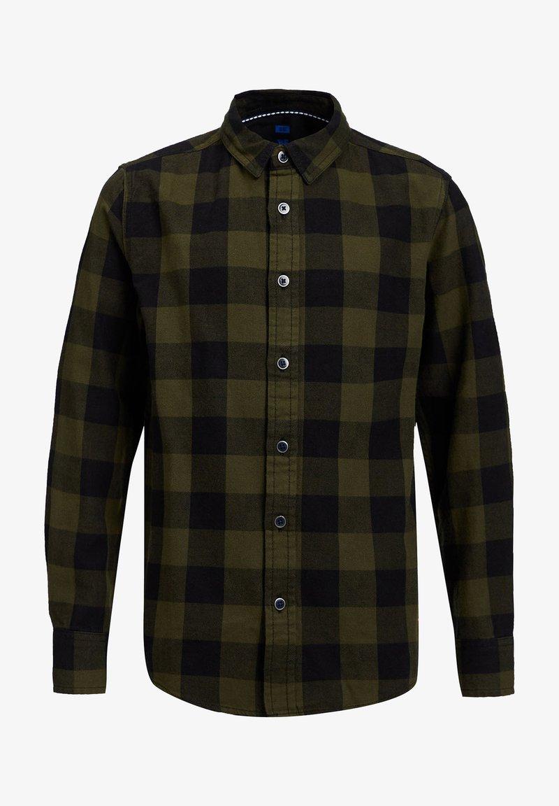 WE Fashion - FLANELLEN - Shirt - green