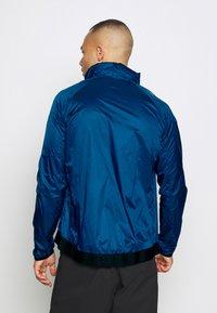 ION - WINDBREAKER JACKET SHELTER - Training jacket - ocean blue - 3