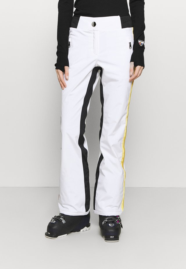 JUDY - Pantalón de nieve - white
