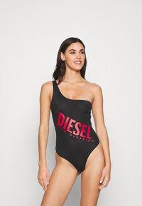 Diesel - UFBY-JANE-R - Body - black/red - 0