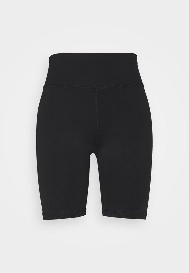 SAMANTHA BIKER PANTS - Shorts - black