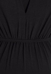 Esprit Maternity - NURSING - Topper langermet - black - 2