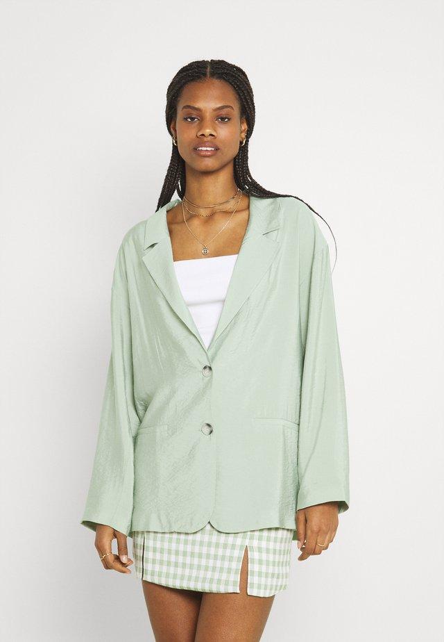 ENSCULLCAP - Blazer - faded green