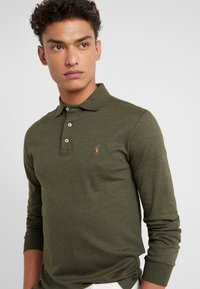 Polo Ralph Lauren - PIMA KNT - Polo shirt - alpine heather - 4