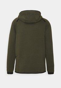 Nike Sportswear - HOODIE  - Zip-up hoodie - sequoia/cargo khaki/black - 1