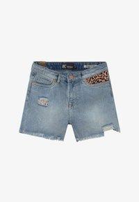 Kaporal - Denim shorts - light blue - 2