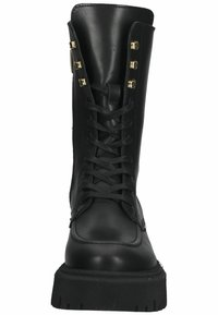 Steven New York - Lace-up boots - black leather - 5