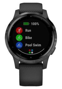Garmin - Smartwatch - schwarz/grau (718) - 0