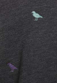 Cleptomanicx - GULL ALLOVER - Sweatshirt - black - 2