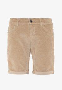 LMTD - NLMSHAUN  - Shorts - white pepper - 0
