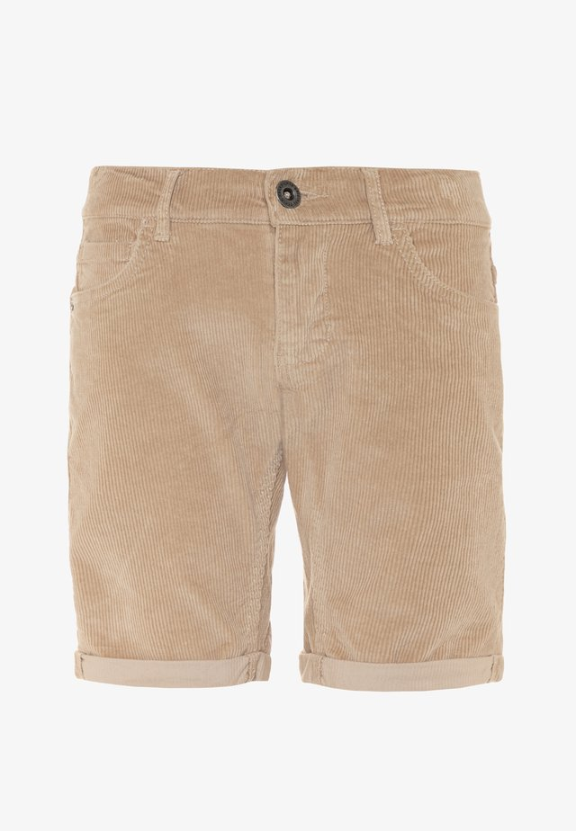 NLMSHAUN  - Shorts - white pepper