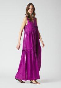 Manila Grace - Maxi dress - uva - 1