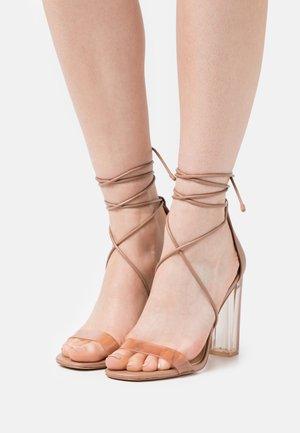 ONARDONIA - Sandals - bone