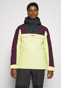 COLOURWEAR - ANORAK - Snowboard jacket - yellow - 0