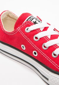 Converse - CHUCK TAYLOR ALL STAR - Baskets basses - red - 5