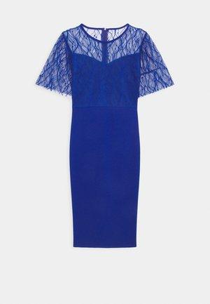 RYENA MIDI DRESS - Cocktailkleid/festliches Kleid - electric blue