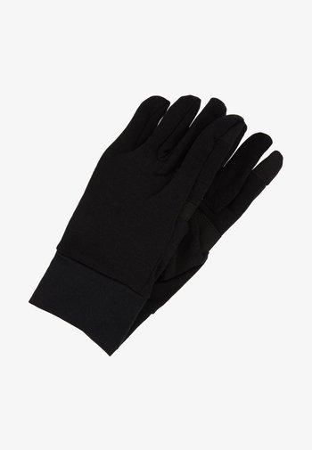 ADULT SIERRA GLOVES - Gloves - black