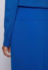 BOSS - VACRIBA - Pencil skirt - light blue - 3