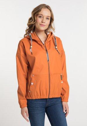 Lehká bunda - orange