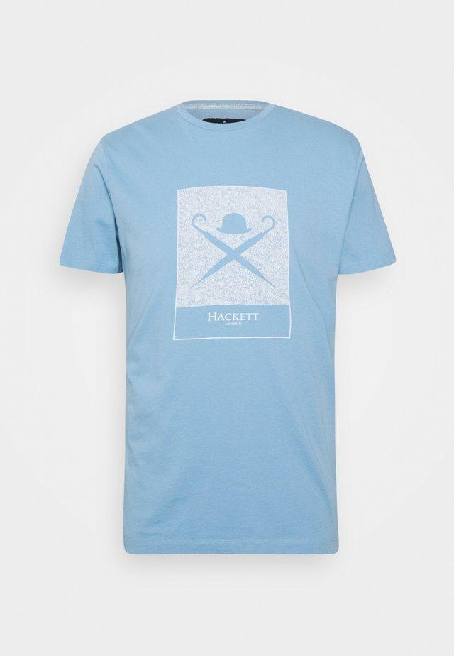 GRAPHIC TEE - T-Shirt print - allure