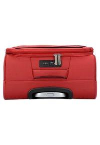Hardware - XLIGHT - Luggage set - wine red - 5