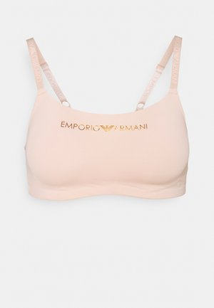 PADDED BRALETTE - Bustino - cipria powder pink