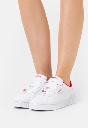 CALI GALENTINES  - Sneakers basse - white/virtual pink