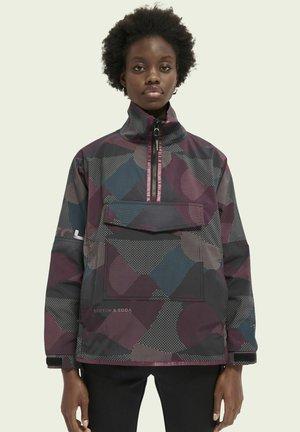 Light jacket - combo a