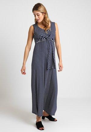 BRETON STRIPE  - Maxi šaty - navy