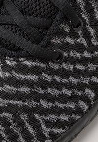 Nike Performance - KD TREY 5 VIII  - Basketball shoes - black/white/aurora/smoke grey - 5