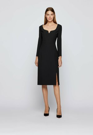 DIHERA - Day dress - black