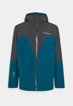 DNA RHAPSODY 3IN1  - Waterproof jacket - dark cobalt