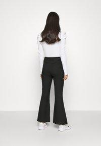 Monki - FIONA  - Trousers - black - 2