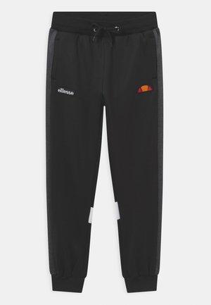 VASIO - Pantaloni sportivi - black/dark grey