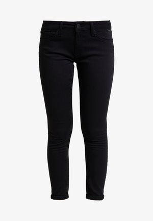 LEXY - Skinny džíny - double black