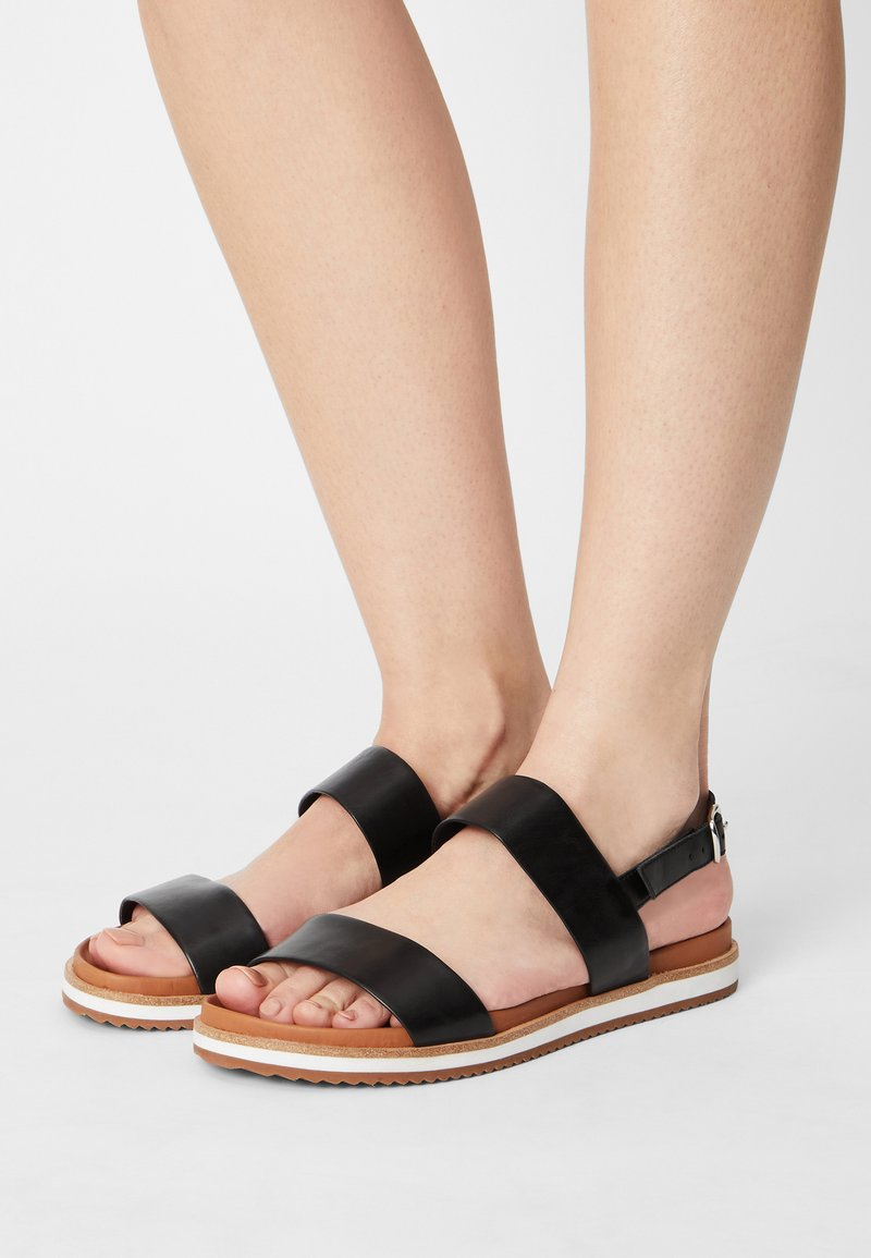 Everybody - Sandals - spoletto black