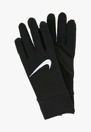 LIGHTWEIGHT TECH GLOVES - Gloves - black/silver