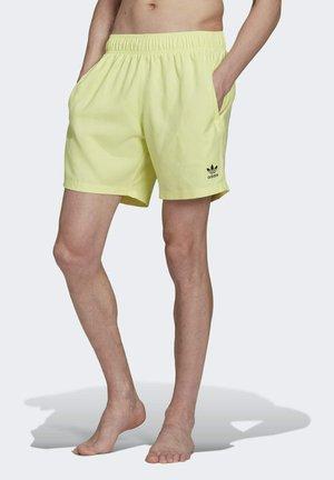 Shorts da mare - yellow