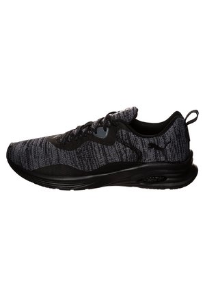 HYBRID FUEGO  - Neutral running shoes - black / castlerock